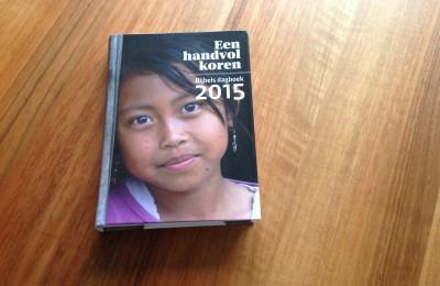 GZB Dagboek 'Een handvol koren'