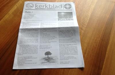 Kerkblad Hervormde Gemeente Ermelo