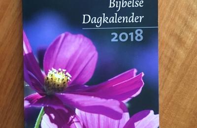 Bijbelse Dagkalender 2018
