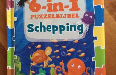 6-in-1 puzzelboek